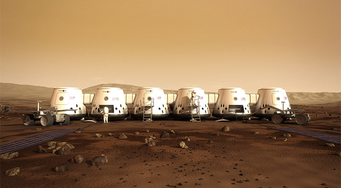 MIT Students Mars One Colonists Will Suffocate 68 Days In