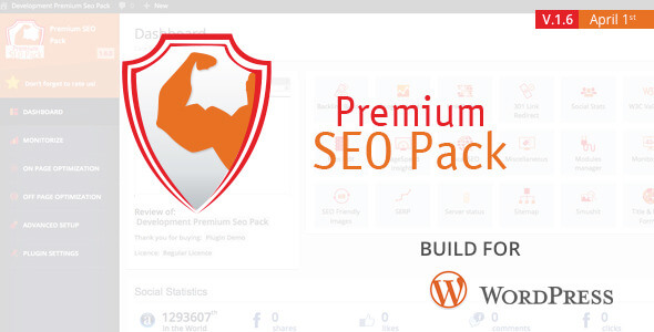 Premium SEO Pack Review