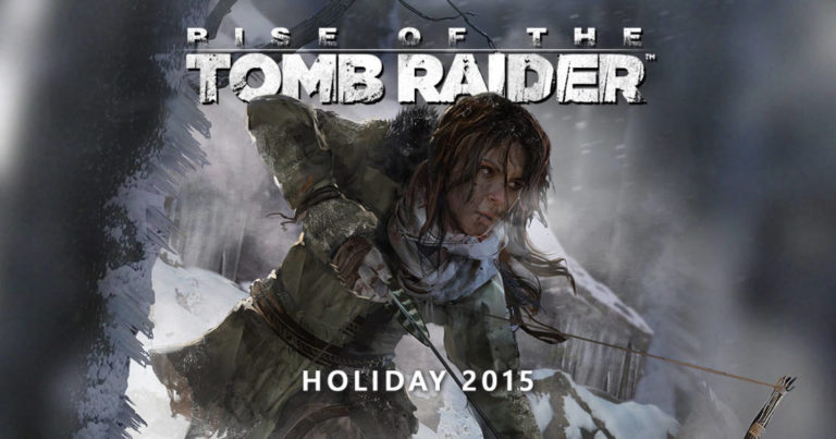 Microsoft Will Publish Rise Of The Tomb Raider
