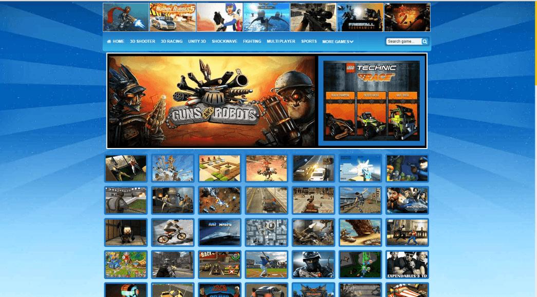 Games-Arcade