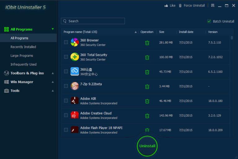 IObit Uninstaller 5.0 Review