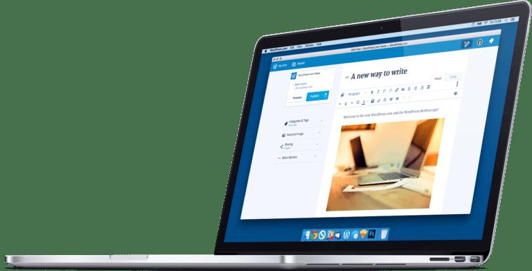 Automattic Reveals A New WordPress Desktop Application