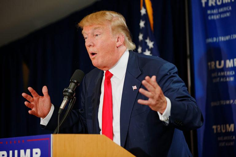"""Cyber Vandal Renames Trump Tower """"Dump Tower"""""""