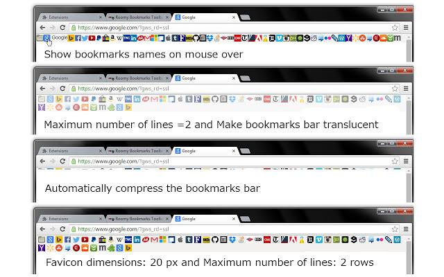 Chrome Bookmarks
