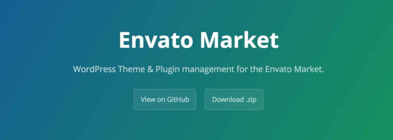 How To Update Plugins & Themes Automatically From Envato