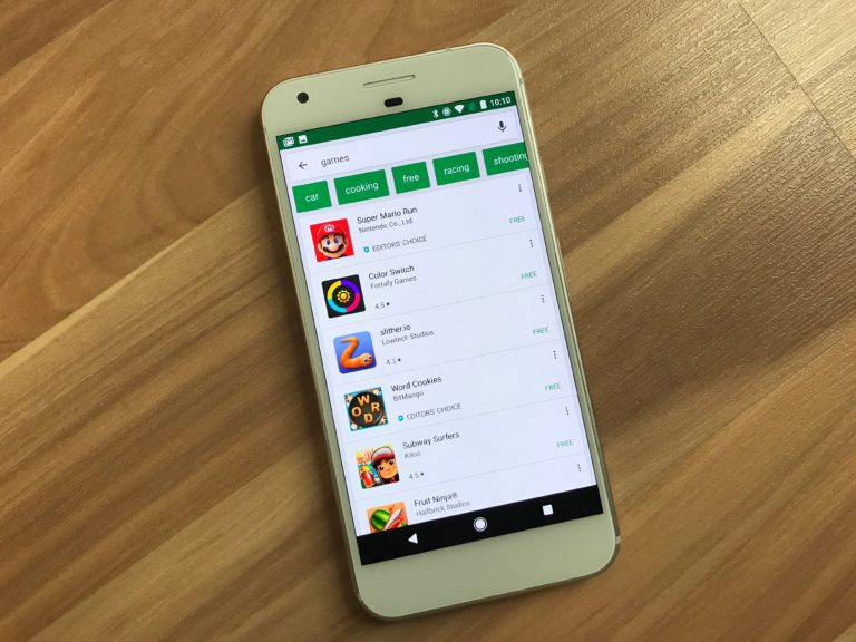Google Play WIll Now DownRank Poor Performance Apps