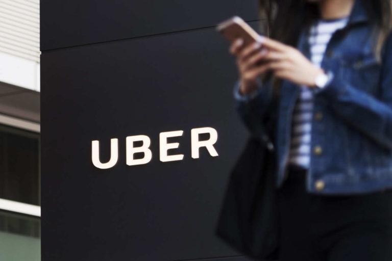 SoftBank Buys Large Stake In Ride Hailing Service Uber