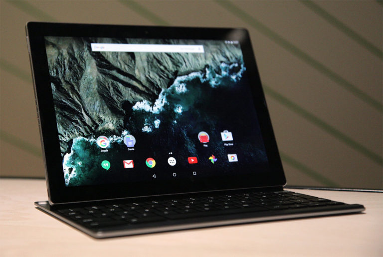 Google Abandons Pixel C Android Tablet