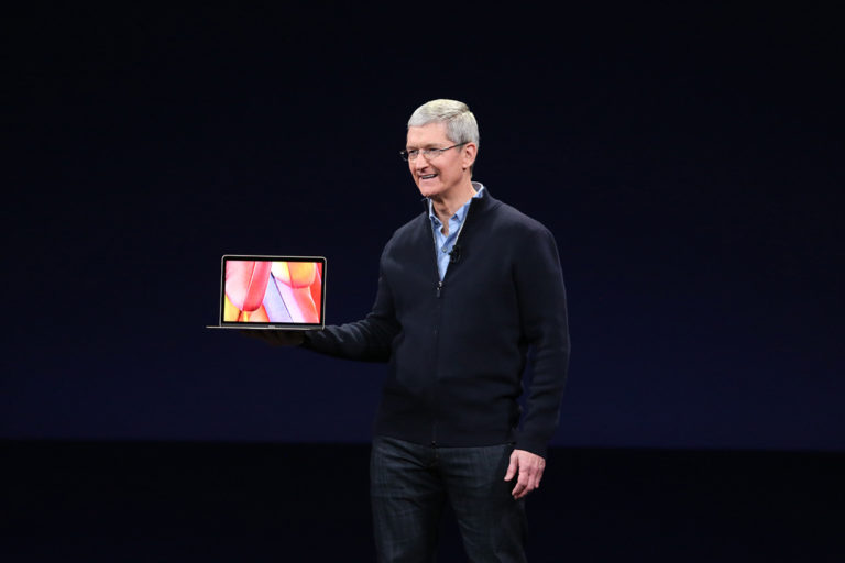 Tim Cook Receives 46 Percent Pay Increase