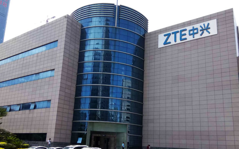 United States Bans ZTE For Seven Years