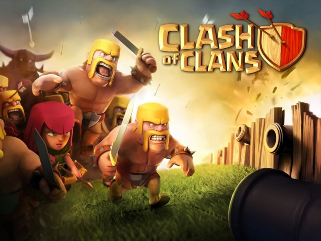 Clash Of Clans The Game That Made Its Name