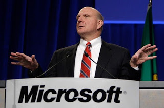 Microsoft's Steve Ballmer Is To Retire Within 12 Months
