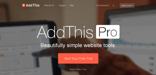 AddThis Pro The Ultimate Sharing Tool