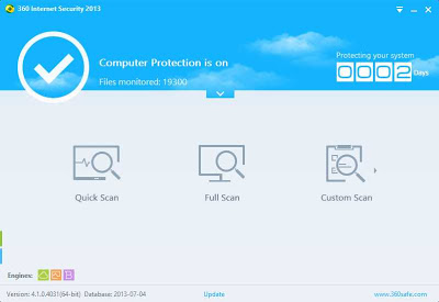 360 Internet Security 2013 Review