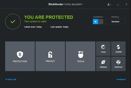 Bitdefender 2015 Beta